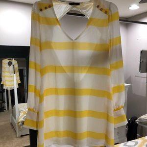 Sexy open back dress/shirt